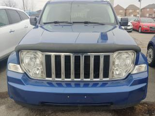 Used 2010 Jeep Liberty Sport for sale in Oshawa, ON