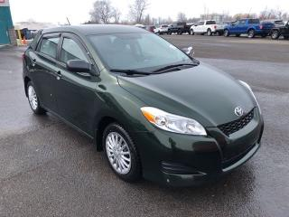 Used 2011 Toyota Matrix HATCHBACK for sale in Waterloo, ON