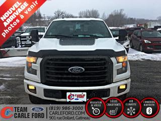 Used 2017 Ford F-150 Ford F-150 XLT 2017 S/CREW, SPÉCIAL ÉDIT for sale in Gatineau, QC