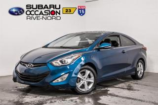 Used 2014 Hyundai Elantra Gls Toit.ouvrant+mag for sale in Boisbriand, QC