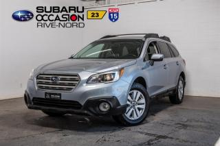 Used 2015 Subaru Outback Touring for sale in Boisbriand, QC
