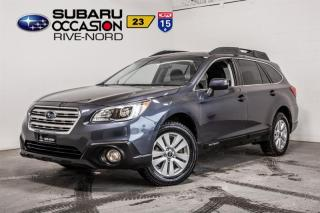 Used 2016 Subaru Outback 3.6R Touring for sale in Boisbriand, QC