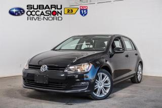 Used 2015 Volkswagen Golf 1.8 TSI Highline for sale in Boisbriand, QC