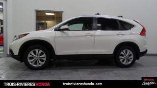 Used 2014 Honda CR-V AWD EX-L for sale in Trois-Rivières, QC