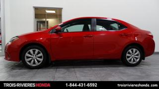 Used 2014 Toyota Corolla LE for sale in Trois-Rivières, QC