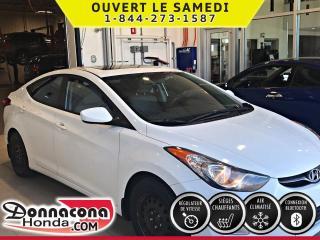 Used 2013 Hyundai Elantra GLS ***TOIT OUVRANT***PNEUS HIVER*** for sale in Donnacona, QC