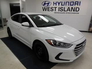 Used 2017 Hyundai Elantra LE, AUTO, TRACTION AVANT for sale in Dorval, QC