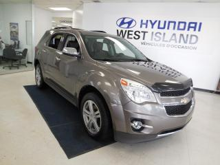 Used 2011 Chevrolet Equinox LTZ AUTO 4 ROUES MOTRICE for sale in Dorval, QC