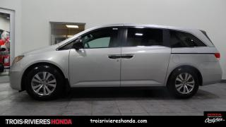 Used 2014 Honda Odyssey SE for sale in Trois-Rivières, QC