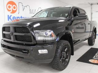 Used 2014 RAM 3500 Laramie 4x4, NAV, sunroof, heated power leather seats, heated rear seats, back up cam for sale in Edmonton, AB