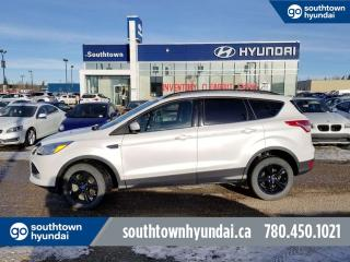 Used 2015 Ford Escape SE/LEATHER/BACK UP CAMERA/NAV for sale in Edmonton, AB