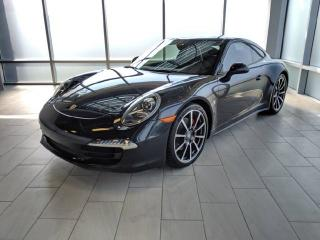 Used 2013 Porsche 911 Carrera 4S | CPO | Ext. Warranty | Sport Exhaust | Manual | Premium PLUS for sale in Edmonton, AB