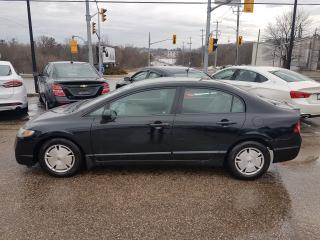 Used 2010 Honda Civic LX *AUTOMATIC* for sale in Kitchener, ON