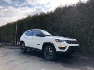 New 2019 Jeep Compass Trailhawk for sale in Surrey, BC