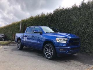 New 2019 RAM 1500 SPORT for sale in Surrey, BC