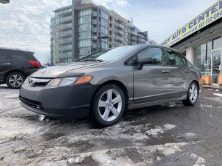 Used 2006 Honda Civic LX for sale in Ottawa, ON