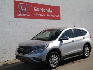 Used 2015 Honda CR-V EX-L for sale in Edmonton, AB