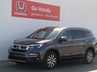 Used 2019 Honda Pilot EX-L NAVI for sale in Edmonton, AB