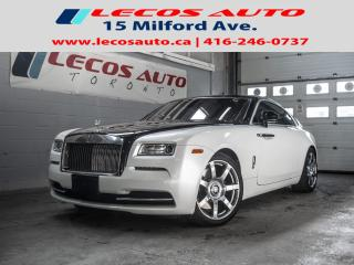 Used 2014 Rolls Royce Wraith Wraith for sale in North York, ON