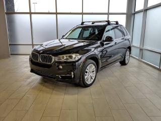 Used 2014 BMW X5 2 SETS OF TIRES/ALL WHEEL DRIVE/HEATED SEATS/HEATED WHEEL for sale in Edmonton, AB