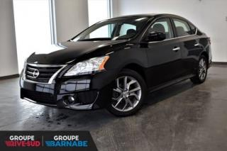 Used 2015 Nissan Sentra Sr Gps T.ouvrant for sale in Brossard, QC