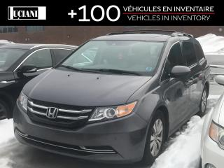 Used 2016 Honda Odyssey Ex-L/navi 8 Seats for sale in Montréal, QC