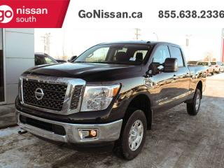 Used 2018 Nissan Titan XD SV 4x4 Crew Cab 151.6 in. WB for sale in Edmonton, AB