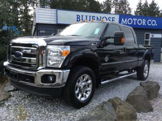 Used 2012 Ford F-350 Lariat  Super Cab for sale in Parksville, BC