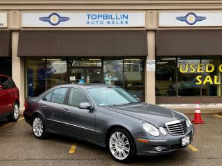 Used 2008 Mercedes-Benz E-Class E350 4MATIC for sale in Vaughan, ON