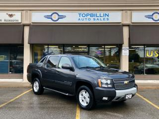 Used 2011 Chevrolet Avalanche LT Z71 Pkg, Leather, Sunroof for sale in Vaughan, ON
