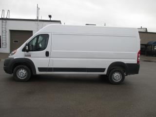 Used 2018 RAM ProMaster 2500.159 INCH W/BASE.HIGH ROOF for sale in London, ON