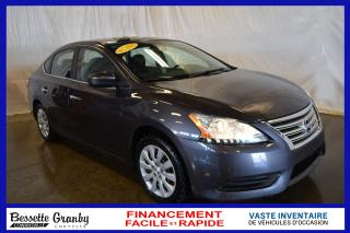 Used 2014 Nissan Sentra 1.8 for sale in Granby, QC