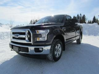 Used 2017 Ford F-150 XL cabine simple 4RM 122,5 po for sale in Thetford Mines, QC
