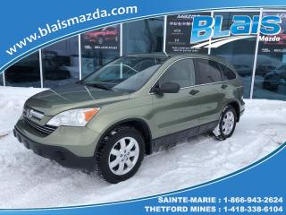 Used 2007 Honda CR-V 4 RM 5 portes EX for sale in Ste-Marie, QC