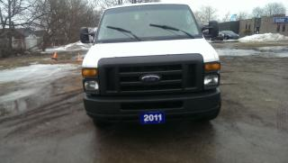 Used 2011 Ford Econoline Commercial E 250 for sale in Cambridge, ON