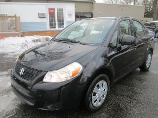 Used 2011 Suzuki SX4 LE Anniversary Edition-***ONLY 76,989 KMS*** for sale in Scarborough, ON