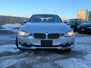 Used 2014 BMW 3 Series 320i xDrive for sale in Brampton, ON