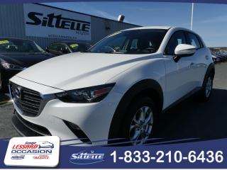 Used 2019 Mazda CX-3 GS LUXE AWD CUIR ET TOIT OUVRANT for sale in St-Georges, QC