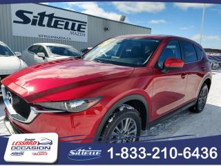 Used 2018 Mazda CX-5 GS AWD DEMO for sale in St-Georges, QC