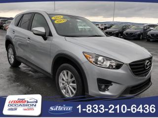 Used 2016 Mazda CX-5 GS AWD JAMAIS ACCIDENTE for sale in St-Georges, QC