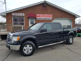 Used 2010 Ford F-150 XLT SuperCrew 4.6 Litre V8 4x4 Trailer Hitch for sale in Bowmanville, ON