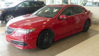 Used 2017 Acura TLX V6 Tech SH-AWD *A-SPEC* for sale in Laval, QC