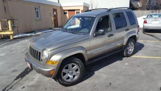 Used 2007 Jeep Liberty Automatic, Low Km , 3 Years Warranty Available for sale in Toronto, ON