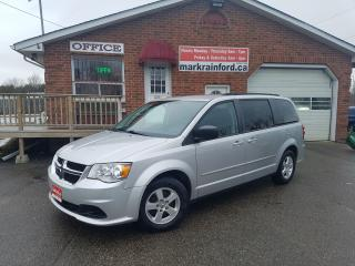 Used 2011 Dodge Grand Caravan SE for sale in Bowmanville, ON