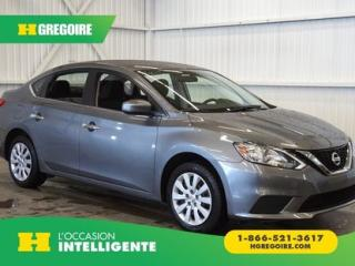 Used 2017 Nissan Sentra SV CAMÉRA RECUL for sale in St-Léonard, QC
