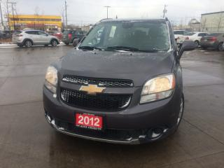 Used 2012 Chevrolet Orlando Automatic , 7 Pass,3 Years Warranty Available for sale in Toronto, ON