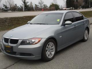 Used 2007 BMW 3 Series 328I for sale in Surrey, BC