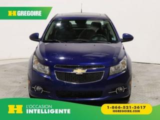 Used 2013 Chevrolet Cruze LT TURBO CUIR MAGS for sale in St-Léonard, QC