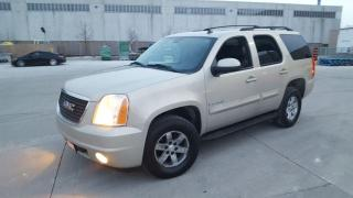 Used 2007 GMC Yukon 4x4, Low km, 8 Passenger, Leather, Sunroof, Certif for sale in Toronto, ON