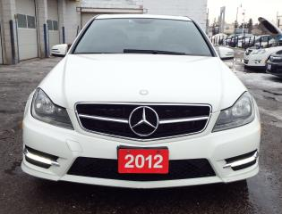 Used 2012 Mercedes-Benz C-Class C 250 for sale in Brampton, ON